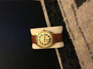 Đồng hồ nga cổ mạ vàng 20k