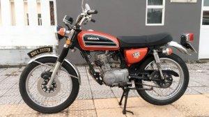 Bán Honda Gl100 Nopp
