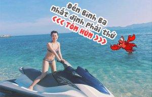 Review đảo Bình Ba – Quốc đảo của Tôm Hùm