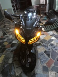 Kawasaki Ninja 300 đời 2016 chính chủ