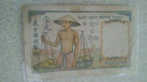 Tôi muốn thẩm định giá cho tiền giấy