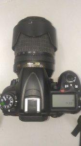 Bán Nikon D7000 + lens 18-105