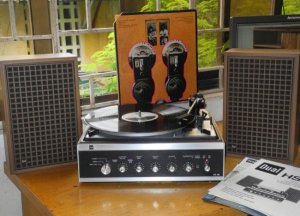 Turntable Dual HS 39