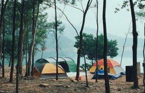 Review 150k – 2 ngày 1 đêm cắm trại trên núi Hàm Lợn