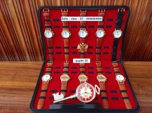 Trình làng bộ sưu tập quyển 25 : đồng hồ POLJOT OlymPícs và ĐH chữ ký TT đầu tiên của nuớc Nga