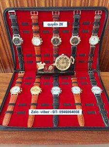Trình làng bộ sưu tập quyển 26 : đồng hồ Nga russia tổng hợp các mẫu đẳng cấp máy 3133 chronograph