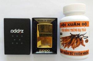 Zippo ngon và rẻ hội xuân độ