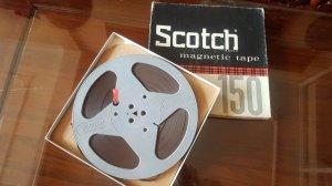 ăng cối  Scoth 10inch _ Khung nhựa + Phim  + Hộp