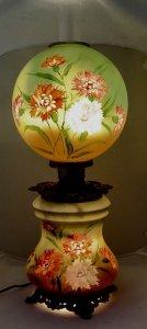 """Đèn điện đẹp  VICTORIAN-GONE  28""""T.1870"""