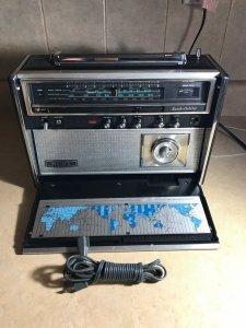 Radio Sony 9 - CRF 5090