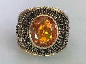 Con vàng 10k. Học viện MEXICO 1970