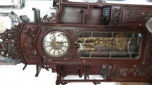 Đồng hồ tủ chùa của đức