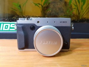 FujiFilm X30 - Siêu compact.....