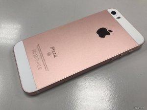 Cần bán Iphone 5se 64gb màu hồng,mới 99%