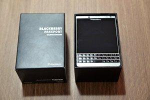 Bán Blackberry Passport Silver Edition hàng Mỹ mới đẹp