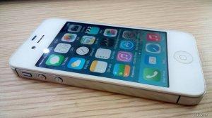 Iphone 4s 32Gb white hàng zin nguyên bản ko 1 lỗi nhỏ.