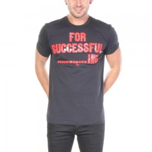 Diesel T-shirts 100% Cotton T-Napol Black Men