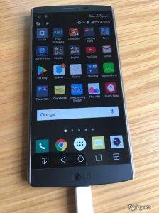 Điện thoại LG V10 đen 64GB, RAM 4GB