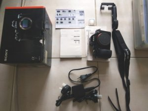 HCM-TQ- bán body sony A7 sony fullbox kèm nhiều quà tặng
