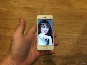 Bán iphone 5s 16gb quốc tế giá 2600k