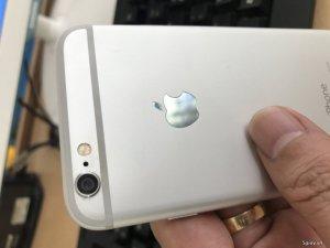 iPhone 6 16GB Silver Lock Sim Ghép , Máy mới 99% , Hàng xách tay Nhật