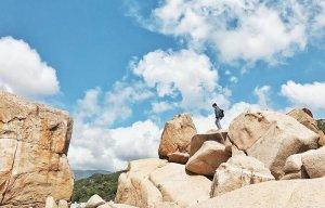 Vĩnh Hy – Hang Rái nơi mà bạn có thể hòa mình vào thiên nhiên trong dịp hè