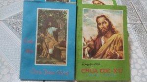 truyện tranh & chử Thiên Chúa 1973