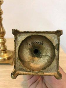 giao lưu 1 cặp chân đèn của Nhật