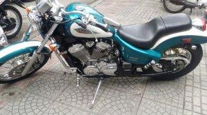 Honda shadow 600 1N234 zin 100% oder 7000km