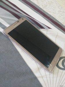 Samsung Note 4 Gold hàng Korea new 99% cực hiếm giá chỉ 3tr...