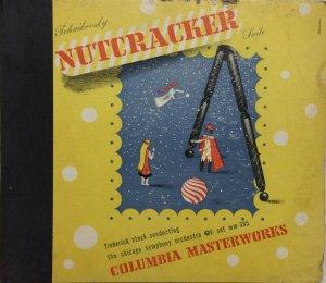 Bộ Đĩa Đá Gồm 3 Đĩa - Chicago Symphony Orchestra, Frederick Stock – Nutcracker Suite
