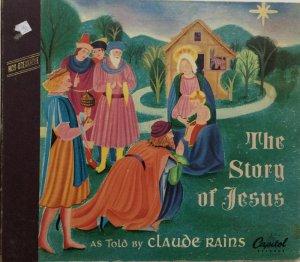 Đĩa Đá Bộ 3 Đĩa Chủ Đề Chúa Jesus : The Story Of Jesus