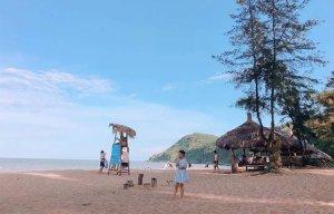 Biển xanh cát trắng – Thiên đường ở Thanh Hóa cho các bạn trẻ