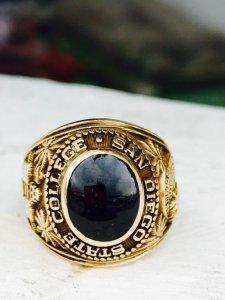 Nhẩn mỹ 1897-1965 mo đen tuyệt đẹp