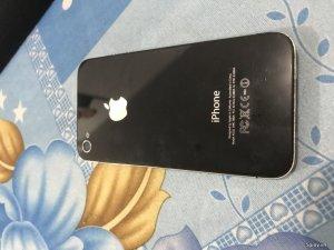 Iphone 4 - 32g đen bán. Zin 100%
