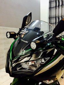 Ninja 300 ABS cuối 2016 HQCN