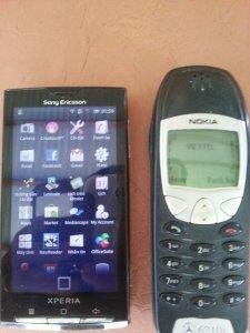 Nokia 6210i mecxidetben