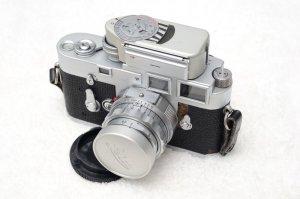 Leica M3 Single Stroke + Summicron M 50/2 Rigid,Leicaflex + Summicron R 50/2