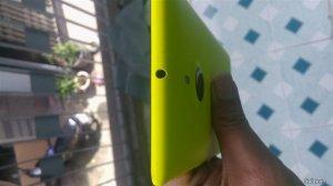 Lumia 1520 màu vàng đẹp 99% !