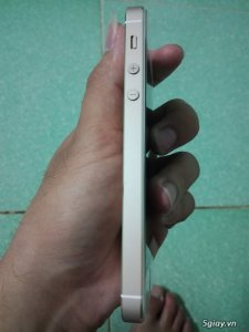 Iphone 5s gold QT