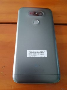 LG G5 SE H845 dualsim màu Grey new 97%.  G5 bản SE ram 3GB/32Gb/2 sim cực hiếm trên thị trường. Máy