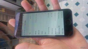 Apple Iphone 5 32 GB Đen quốc tế !