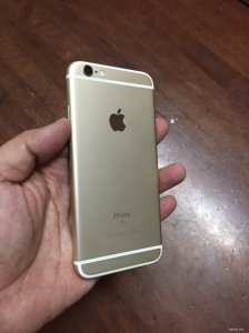 Cần bán Iphone 6s Gold 64Gb QTế, máy zin a-z