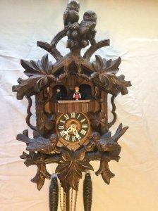 Đồng hồ Cuckoo Đức đang đấu giá trên Ebay. LH Ms Thủy 0985.937.817