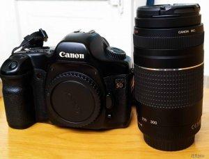 Trọn Bộ Canon 5D fullframe