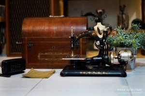 Máy khâu cổ điển Western Electric