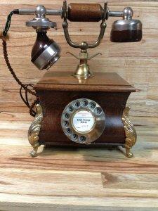 Giao lưu nhanh...Điện thoại cổ. Made in Italy 1960s