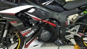 Bán Yamaha R6 date 6/2013-TLHQ-ĐKLĐ 6/2013-odo 20K