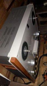 Giao lưu đầu băng cối chuyên thu âm Tascam BR20T