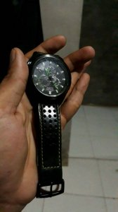 Citizen eco drive w760